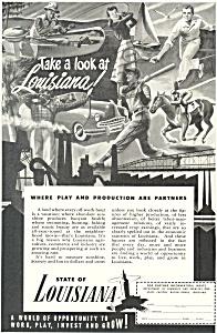 Louisiana Tourism Ad (Image1)