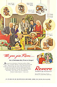 Revere Eights And Sixteens Ad