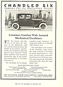 Chandler Six Car Ad Mar 1921 (Image1)