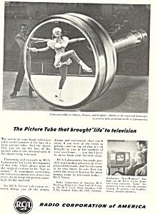 RCATelevison Picture Tube Ad ad0333 (Image1)