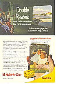 Kodak Color Film Ad (Image1)