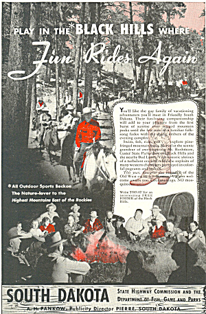 South Dakota Black Hills Ad (Image1)