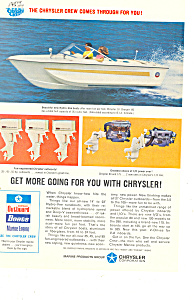 Chrysler Outboard Boats  Ad (Image1)