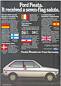 Ford Fiesta Ad (Image1)