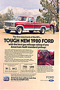 Ford Tough New 1980 Truck Ad (Image1)