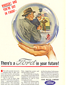 Ford in your Future 1945 Ad ad0413 (Image1)