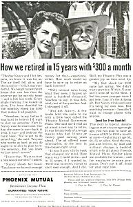 Phoenix Mutual Retirement  Ad (Image1)
