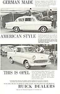 Opel 1959 Ad ad0462 (Image1)
