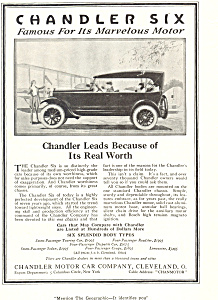 Chandler Six 1920 Ad (Image1)