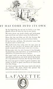 Lafayette 1922 Ad ad0475 (Image1)