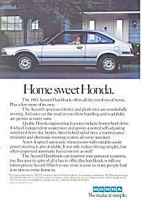 Honda Prelude 1983 Ad ad0511 (Image1)