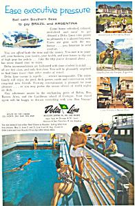 Delta Line Southern Seas Cruises Ad ad0598 (Image1)