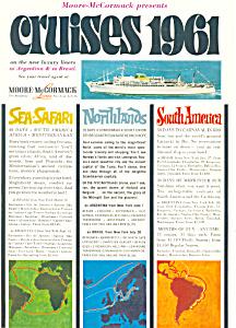 Moore Mccormick Presents Cruises Ad ad0613 1961 (Image1)