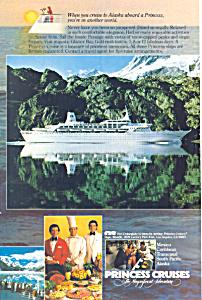Matson Cruise to Hawaii Ad ad0621 (Image1)