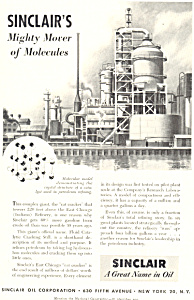 Sinclair S Cat Cracker At East Chicago Refinery Ad0623