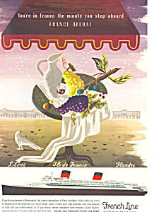French Line Ad (Image1)