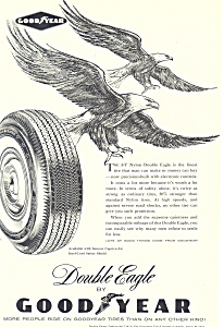 Double Eagle by Goodyear Tire AD ad0639 (Image1)