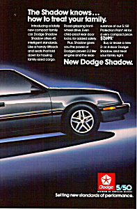 Dodge Shadow (Image1)