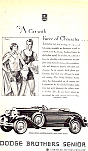Dodge Senior Roadster AD ad0648 (Image1)