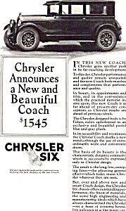 Chrysler  Six Coach (Image1)