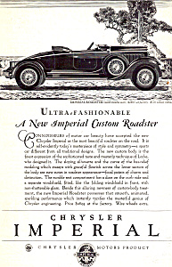 Imperial Custom Roadster Ad0664