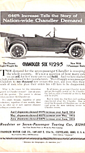 The Pioneer Light Weight Chandler Six 7 Passenger (Image1)