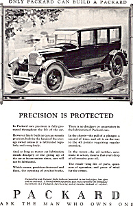 Packard Precison Is Protected