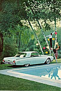 1961 Ford Thunderbird Hardtop and Convertible  ad0736 (Image1)