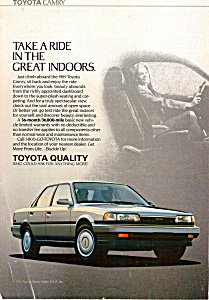 1989 Toyota Camry (Image1)