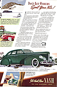 Nash LaFayette 4 Door Sedan (Image1)