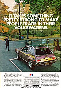 American Motors 1972 Gremlin ad0792 (Image1)