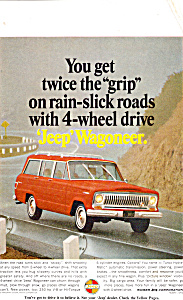 Jeep Wagoner 4 Wheel Drive (Image1)