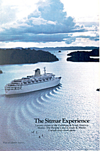 The Sitmar Experience Ad (Image1)