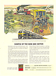 Gm Locomotives Ad 1945