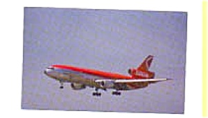 CPAir  DC-10 Airline Postcard apr0361 (Image1)