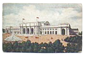 New Union Station, D.C. Postcard (Image1)