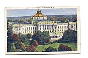 Library of Congress Postcard (Image1)