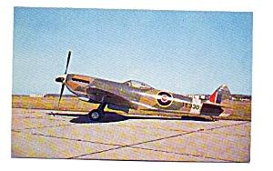 Supermarine Spitfire  Postcard apr1165 (Image1)