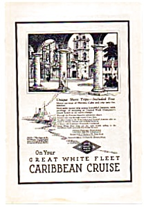 Great White Fleet Ad auc012302 1923 (Image1)