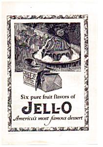 Jello Dessert Ad auc012305 1923 (Image1)