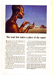 The Travelers Toad Ad (Image1)