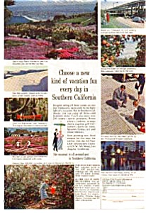 Southern California All Year Club Ad Jan 1961 (Image1)