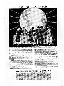 American Express Company Steamship Ad auc023101 (Image1)