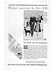 White Star Line Ad auc023118 Feb 1931 (Image1)