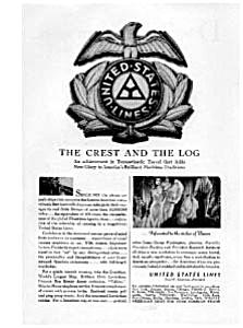 United States Lines Ad (Image1)
