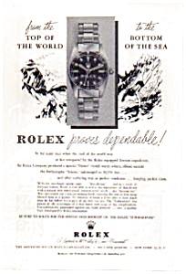 Rolex Ad 1937 (Image1)