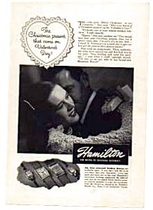 Hamilton Watch AD Feb 1946 (Image1)