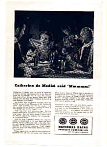 Sealtest Catherine de Medici Ad auc024609 (Image1)