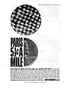 Air France Jet Cost Ad (Image1)