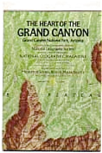 Heart of the Grand Canyon,Map 197 (Image1)